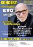 Zapraszamy na mini koncert Piotra Machalicy.