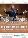 Koncert patriotyczny tenora Bogusława Morki
